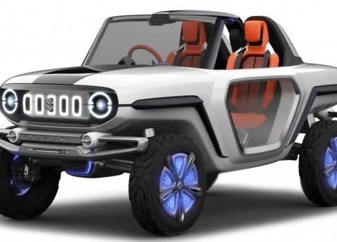 «سوزوكي أي سورفايفر».. سيارة الطرق الوعرة صغيرة الحجم