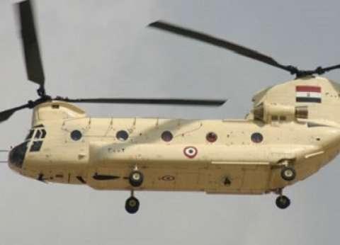 الطائرات العسكرية تنقل ضحايا الطائرة الروسية المنكوبة إلى القاهرة