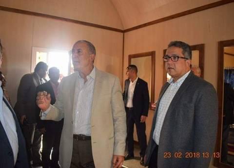 وزير الآثار يلتقي ممثلي الجامعات المصرية لبحث التعاون