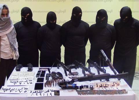 """""""الداخلية"""" تكشف تفاصيل القبض على خلية إخوانية قبل تنفيذهم عمليات إرهابية في البحيرة"""