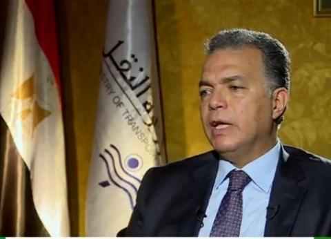 وزير النقل يشهد توقيع مذكرة تفاهم بين ميناء الاسكندرية وشركة هولندية
