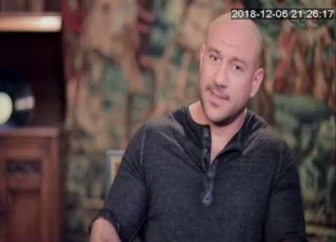 """أحمد مكي: """"الناس افتكروا أن دوري في إتش دبور شخصيتي الطبيعية"""""""