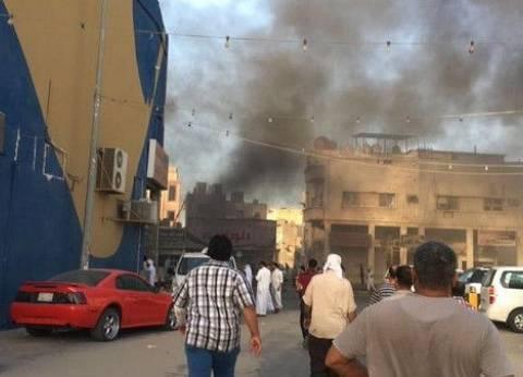 إصابة رجلي أمن سعوديين خلال هجوم إرهابي في القطيف