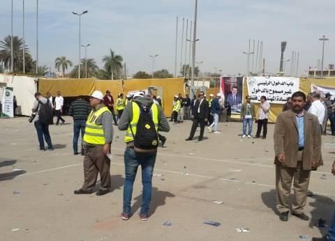 """إقبال ضعيف على انتخابات الإعادة بين """"النبراوي وضاحي"""" بـ 6 أكتوبر"""