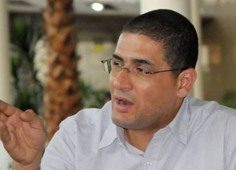 """""""أبو حامد"""" عن الاستفتاء: المصريون لا يتأخرون عن أي مهمة وطنية"""