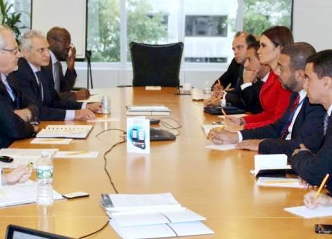 وزيرة الاستثمار تبحث زيادة دعم القطاع الخاص مع رئيس «التمويل الدولية»