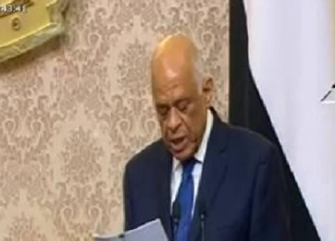 رئيس مجلس النواب يهنئ السيسي بتوليه فترة رئاسية ثانية