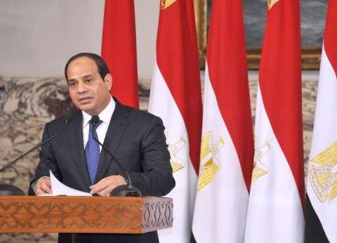 """""""السيسي"""" يكلف سفير مصر بباريس بنقل التعازي للقيادة السياسية في فرنسا"""