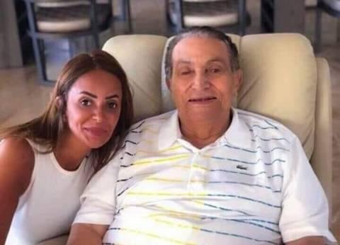 علاء مبارك عن صحة الرئيس الأسبق: الحمد والشكر لله.. الوالد بخير