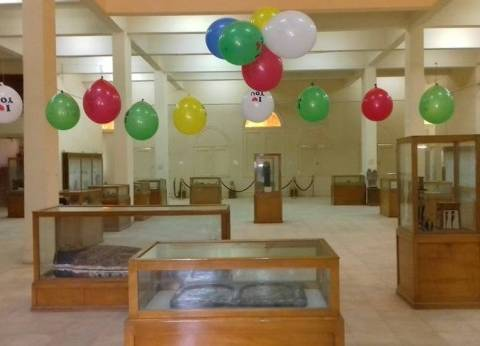 """""""متحف الوادي الجديد"""" ينظم معرض آثري عن الطب في عصري الفراعنة والرومان"""