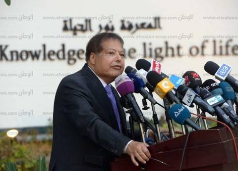 زويل ناعيا غالي: له مكانة عالمية فريدة.. وحرص على رفع اسم مصر عاليا