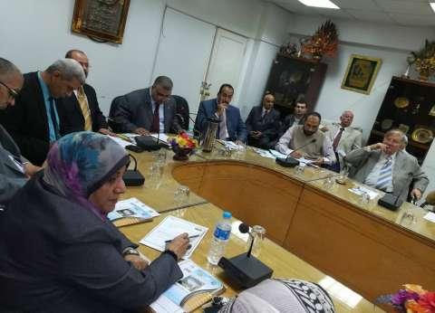 عبدالحليم القصبي مرشحا للحصول على جائزة جامعة بنها التشجيعية