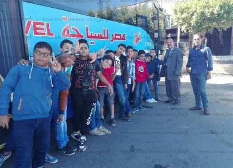 الاتحادات الطلابية تشيد ببرنامج الرحلات الثقافية لطلاب المحافظات الحدودية