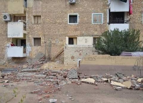 جهاز القاهرة الجديدة يواصل حملات إزالة المخالفات والتعديات بالمدينة