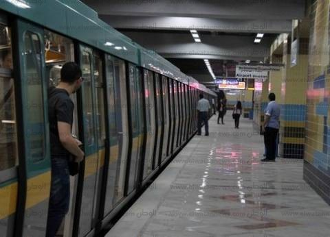 ضبط 550 قضية في مكافحة الظواهر السلبية بالمترو والقطارات