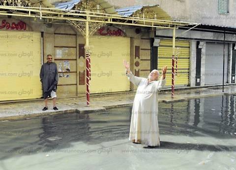 محافظات الأزمة تواجه «الموت صعقاً» تحت الأمطار بـ«فصل التيار الكهربائى»