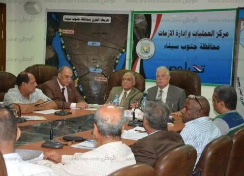 محافظ جنوب سيناء يخصص مليوني جنيه للانتهاء من إنشاء مسجد الطور