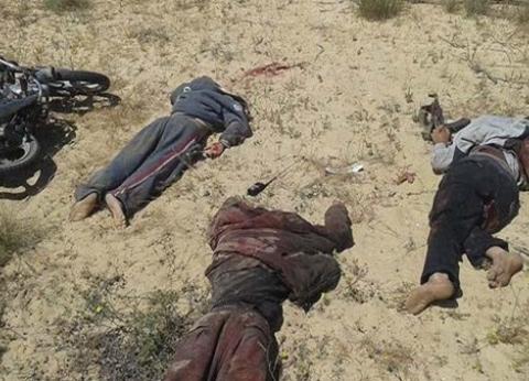عاجل  إكسترا نيوز: مقتل 10 عناصر إرهابية في تبادل لإطلاق النار بالعريش