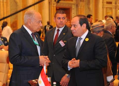 السيسي: مصر رائدة للسلام دائما
