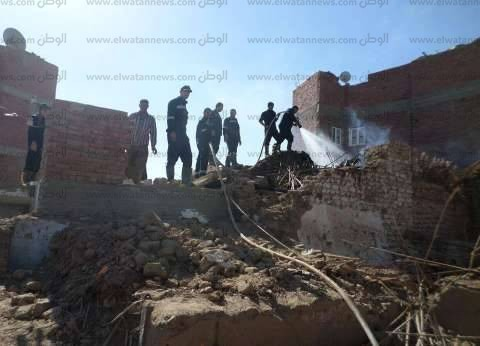 """""""نيابة الفيوم"""" تطلب تحريات المباحث بشأن نشوب حريق بمنزل خادم مسجد"""