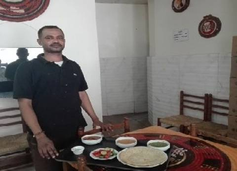 «العصيدة والتقلية والنعيمية».. أكلات سودانية شعبية فى مطاعم مصرية