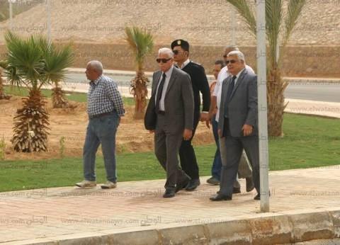 محافظ جنوب سيناء: افتتاح قصر ثقافة شرم الشيخ في أبريل