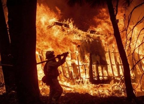 تدمير 109 منازل وإصابة 342 شخصا بسبب حرائق الغابات شرق سيبيريا