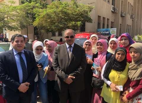 رئيس جامعة الأزهر يستقبل الطلاب ويحذر من «منصات الفتنة»