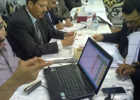 مؤشرات أولية: لجنة 3 بالنهضة في القاهرة: السيسي 1874 صوتا وموسى 91