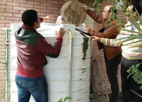 """المنشاوي: الانتهاء من محطات مياه """"العاشر"""" و""""القاهرة الجديدة"""""""