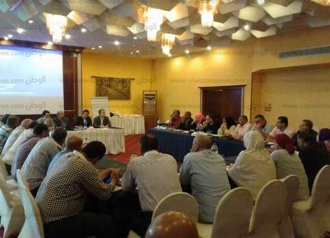 انطلاق برنامج الإدارة النقابية الرشيدة لمنظمة العمل الدولية في القاهرة