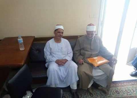 """""""أوقاف دمياط"""" تمنع تصوير أي فعاليات دينية أو ثقافية داخل المساجد"""