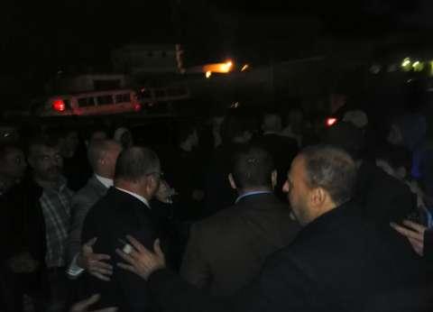 نائب محافظ القاهرة: ماس كهربائي سبب حريق عقار الزاوية