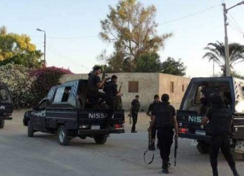 عاجل| تفاصيل تصفية مسلحين في تبادل لإطلاق النيران مع الشرطة في الفيوم