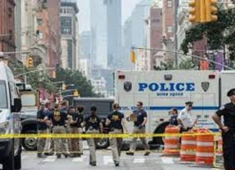 مكتب التحقيقات الفيدرالي يحقق مع ركاب سيارة بانفجار نيويورك