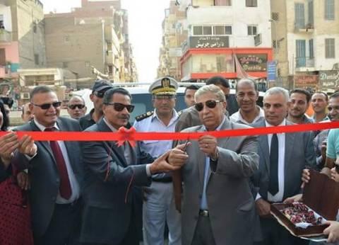 محافظ الإسماعيلية: إعادة افتتاح الشوارع يعكس الحفاظ على هيبة القانون