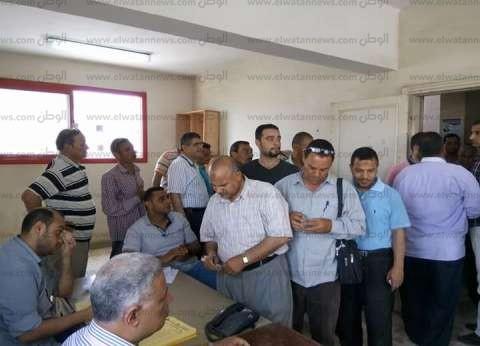 إقبال ملحوظ ومنافسة قوية في انتخابات اللجان النقابية بالبحيرة