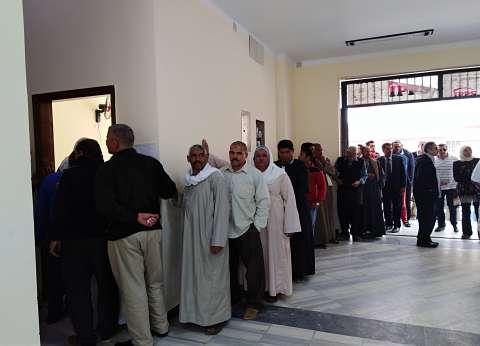 إقبال كثيف على لجان المغتربين فى «وزارة الزراعة» ومصر الجديدة والعاصمة الإدارية