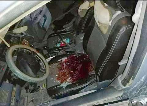 إصابة شخصين بينهما إعلامية في حادث سير بالبحيرة