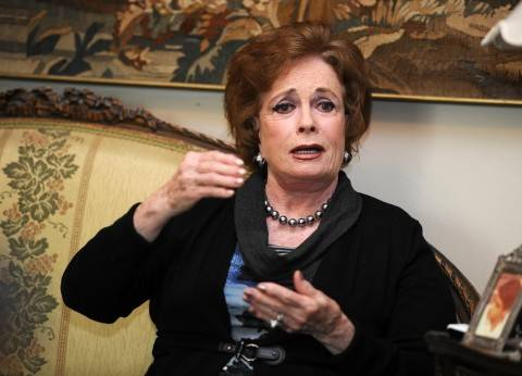 جيهان السادات: المرأة المصرية تقوم بدورها على أكمل وجه في كل المناسبات