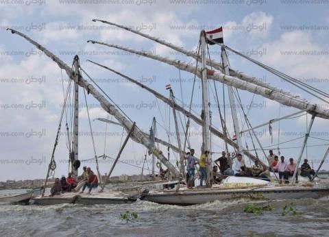 """سكرتير """"دمياط"""" عن تطهير بحيرة المنزلة: مشروع قومي لتحسين إنتاج السمك"""