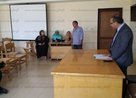 جامعة بنها تناقش خطة الأنشطة الطلابية واستعدادات العام الدراسي