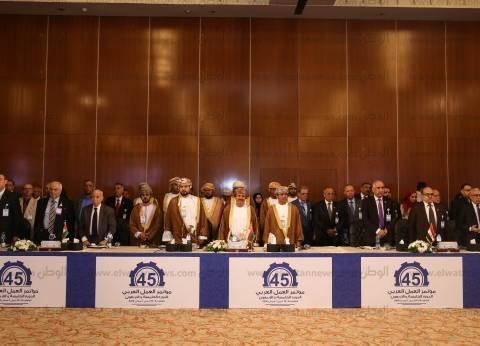 عمال سوريا: رغم ظروفنا نؤمن بوحدة العرب