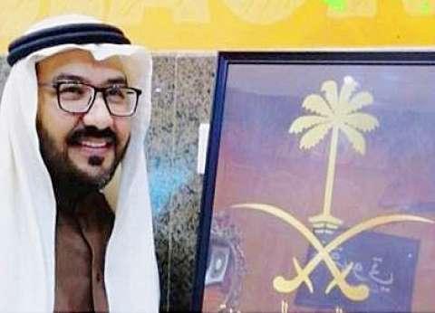 إعلامي سعودي يقدم التعازي في ضحايا حريق قطار محطة مصر