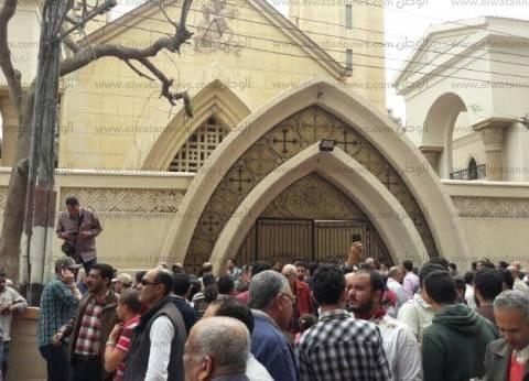"""وكيل """"صحة الغربية"""": نقل 23 مصابا بتفجير كنيسة دمياط للقاهرة"""
