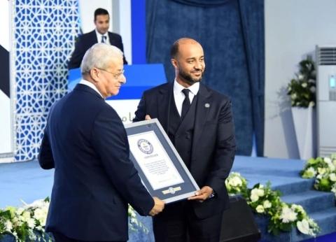 """المدير الإقليمي لـ""""جينيس"""": كوبري """"تحيا مصر"""" إنجاز جديد على أرض مصر"""