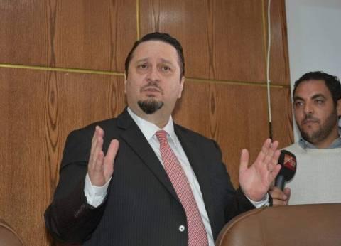 """رئيس """"سكاي نيوز"""": نحرص على نقل الخبرات الفنية لطلاب جامعة القاهرة"""