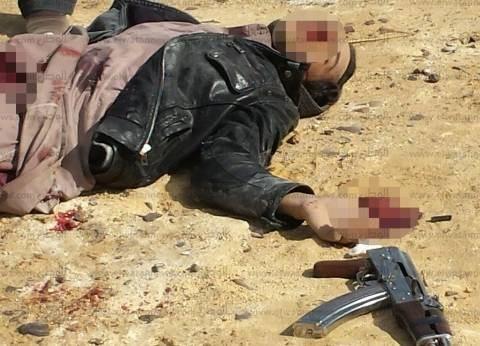 أمن الجيزة يطارد الإرهابيين فى جبال العياط وأطفيح