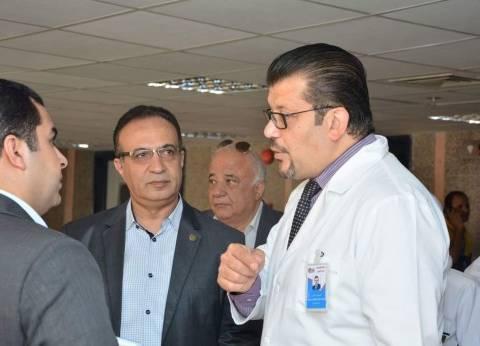تجديد شهادة اعتماد جودة مركز الأورام في جامعة المنصورة