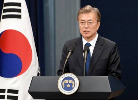 رئيس كوريا الجنوبية يتوجه للمنطقة منزوعة السلاح بين الكوريتين